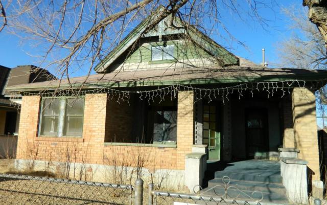 200 W 3RD Street, Winslow, AZ 86047 (MLS #5703720) :: Brett Tanner Home Selling Team
