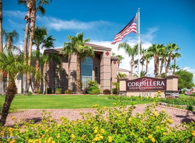 17017 N 12TH Street #1036, Phoenix, AZ 85022 (MLS #5703764) :: Brett Tanner Home Selling Team