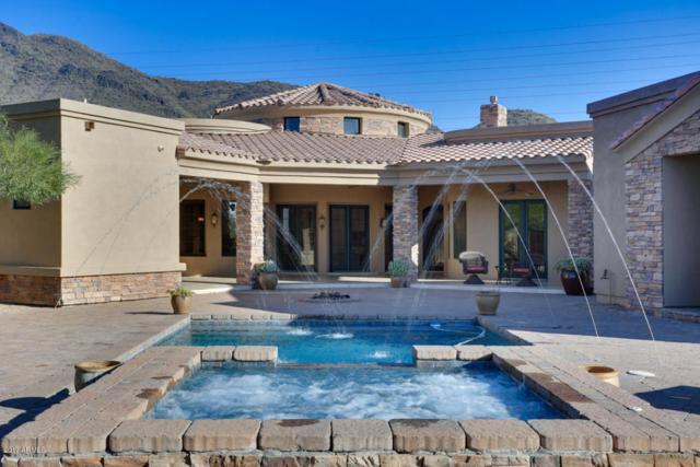 5727 E Canyon Ridge North Drive, Cave Creek, AZ 85331 (MLS #5704053) :: My Home Group