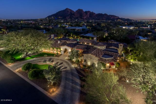 4601 E Ocotillo Road, Paradise Valley, AZ 85253 (MLS #5704412) :: Lux Home Group at  Keller Williams Realty Phoenix