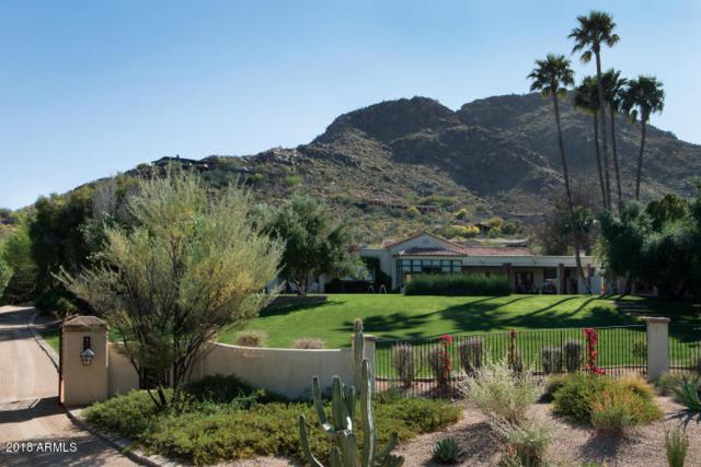 5933 E Ironwood Drive, Paradise Valley, AZ 85253 (MLS #5704487) :: Lux Home Group at  Keller Williams Realty Phoenix