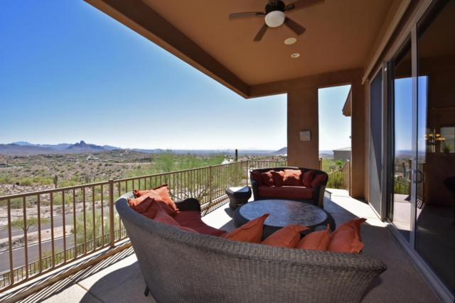 10731 N Sonora Vista, Fountain Hills, AZ 85268 (MLS #5705264) :: Kortright Group - West USA Realty