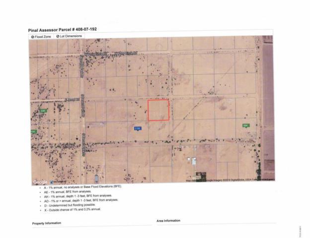 8565 W Jewel Road, Arizona City, AZ 85123 (MLS #5705523) :: Brett Tanner Home Selling Team