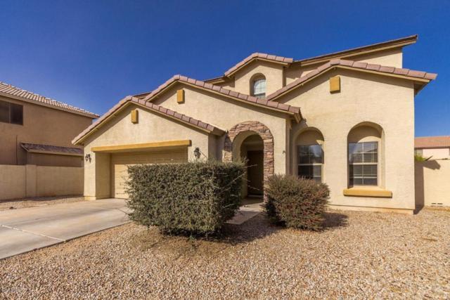 1568 E Judi Place, Casa Grande, AZ 85122 (MLS #5706827) :: Sibbach Team - Realty One Group