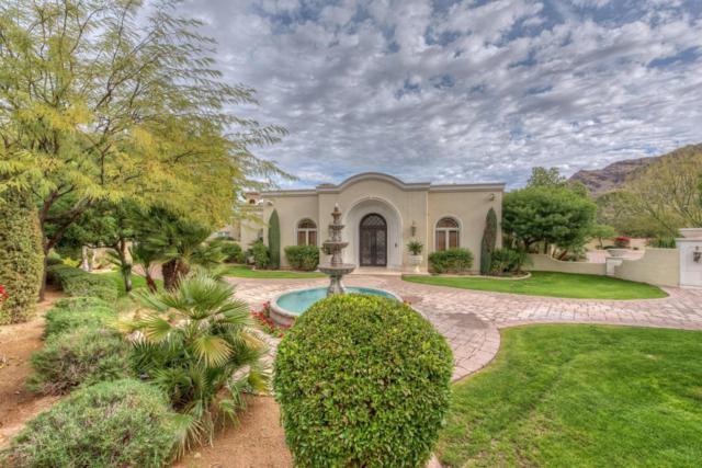 4900 E Desert Fairways Drive, Paradise Valley, AZ 85253 (MLS #5706935) :: Lux Home Group at  Keller Williams Realty Phoenix