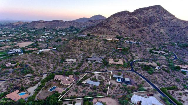 5920 E Foothill Drive N, Paradise Valley, AZ 85253 (MLS #5707150) :: Lux Home Group at  Keller Williams Realty Phoenix