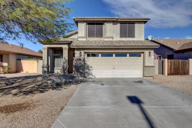 4250 E Megan Street, Gilbert, AZ 85295 (MLS #5707323) :: The Everest Team at My Home Group