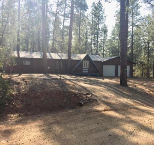 8871 W Wild Turkey Lane, Pine, AZ 85544 (MLS #5707343) :: Essential Properties, Inc.