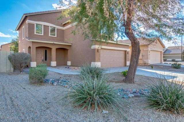 627 W Oak Tree Lane, San Tan Valley, AZ 85143 (MLS #5707949) :: The Everest Team at My Home Group