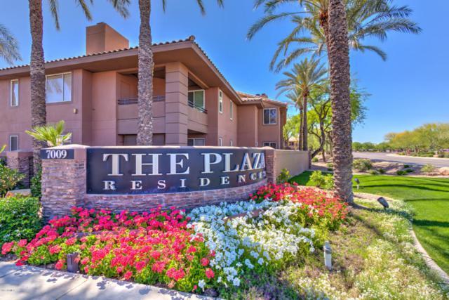 7009 E Acoma Drive #1115, Scottsdale, AZ 85254 (MLS #5708363) :: Private Client Team