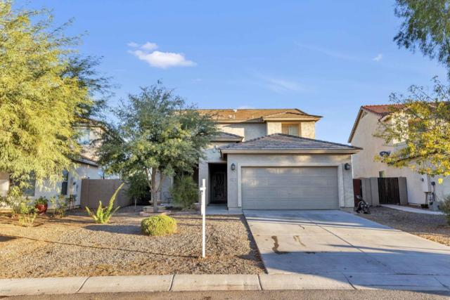 414 E Backman Street, San Tan Valley, AZ 85140 (MLS #5708500) :: Kortright Group - West USA Realty