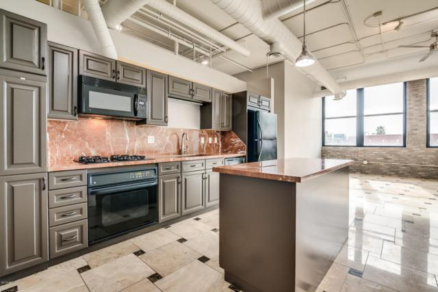 21 E 6TH Street #312, Tempe, AZ 85281 (MLS #5708519) :: Kepple Real Estate Group