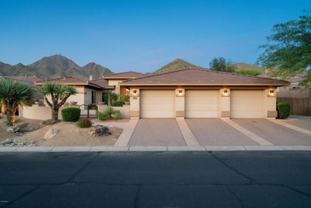 11416 E Autumn Sage Drive, Scottsdale, AZ 85255 (MLS #5708880) :: Private Client Team