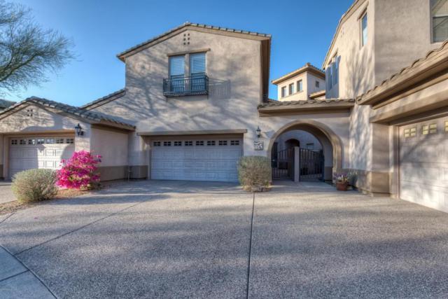 20802 N Grayhawk Drive #1015, Scottsdale, AZ 85255 (MLS #5709024) :: Private Client Team