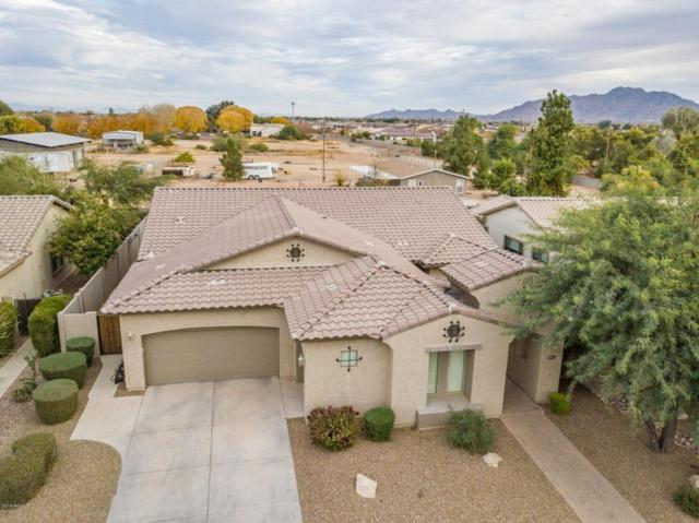 5711 S Mesquite Grove Way, Chandler, AZ 85249 (MLS #5709406) :: The Everest Team at My Home Group