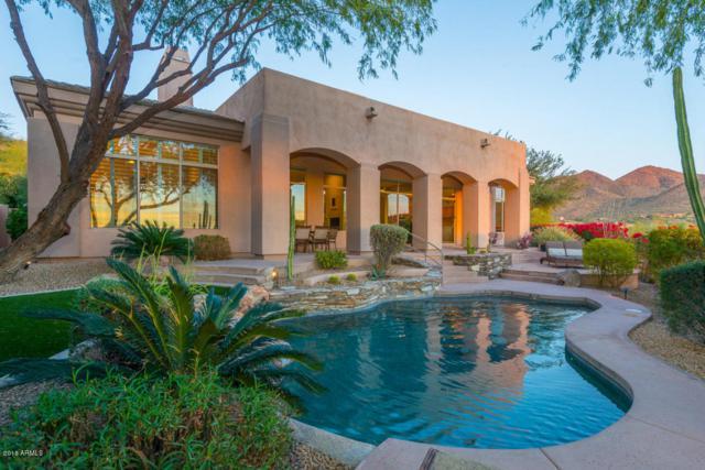 11047 E Mirasol Circle, Scottsdale, AZ 85255 (MLS #5709504) :: Private Client Team