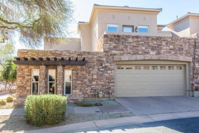 28990 N White Feather Lane #105, Scottsdale, AZ 85262 (MLS #5709678) :: Private Client Team