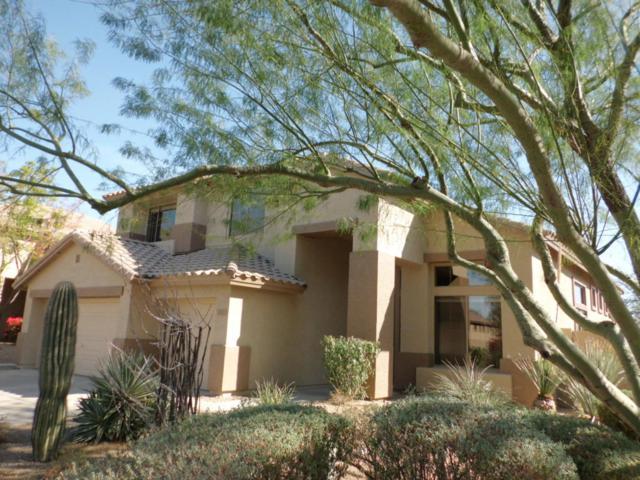 7837 E Tailspin Lane, Scottsdale, AZ 85255 (MLS #5709858) :: Private Client Team