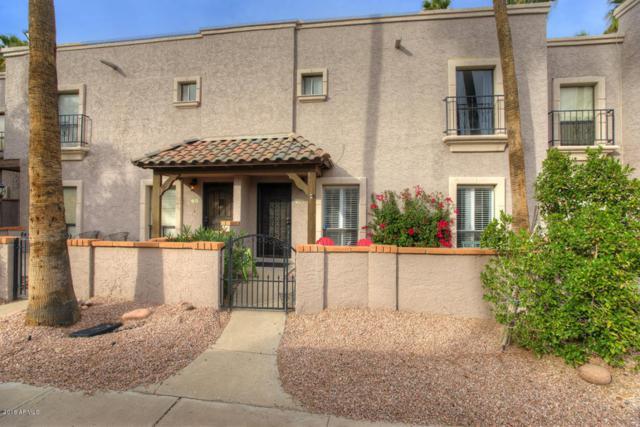 4813 N 73RD Street #35, Scottsdale, AZ 85251 (MLS #5709905) :: Private Client Team