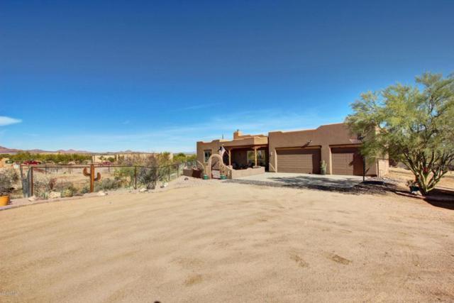 33817 N 140TH Place, Scottsdale, AZ 85262 (MLS #5709906) :: Private Client Team