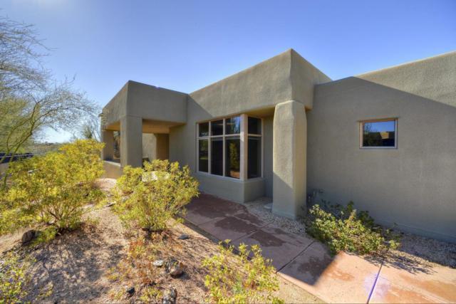10071 E Graythorn Drive, Scottsdale, AZ 85262 (MLS #5709914) :: Private Client Team