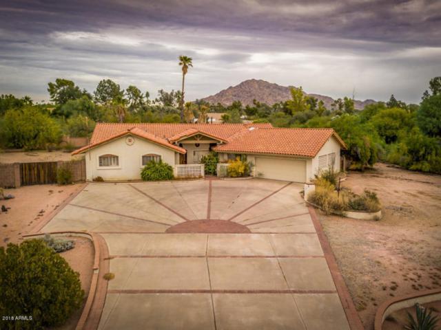 4554 E Mcdonald Drive, Paradise Valley, AZ 85253 (MLS #5710007) :: Lux Home Group at  Keller Williams Realty Phoenix
