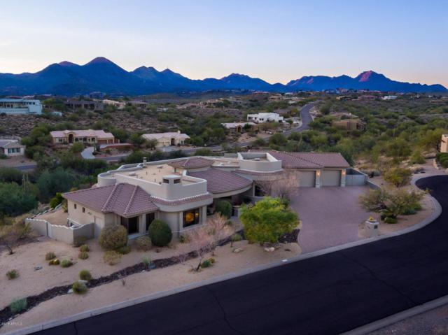 15202 N Eagle Feather Ridge, Fountain Hills, AZ 85268 (MLS #5710025) :: Occasio Realty