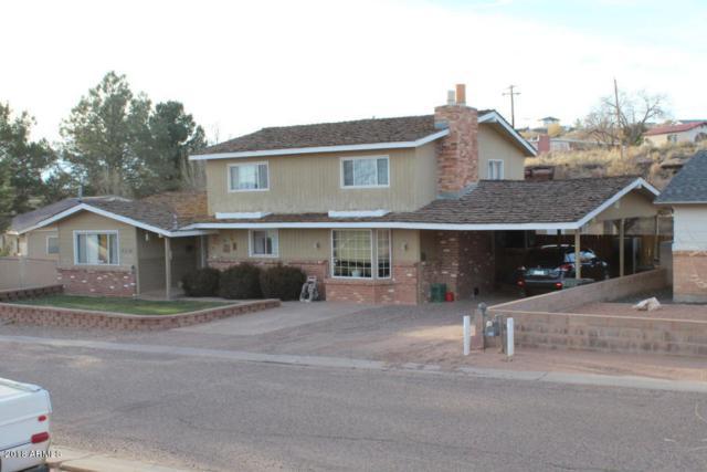 124 La Jolla Street, Holbrook, AZ 86025 (MLS #5710051) :: Occasio Realty