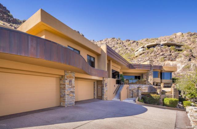 5689 E Quartz Mountain Road, Paradise Valley, AZ 85253 (MLS #5710182) :: Lux Home Group at  Keller Williams Realty Phoenix