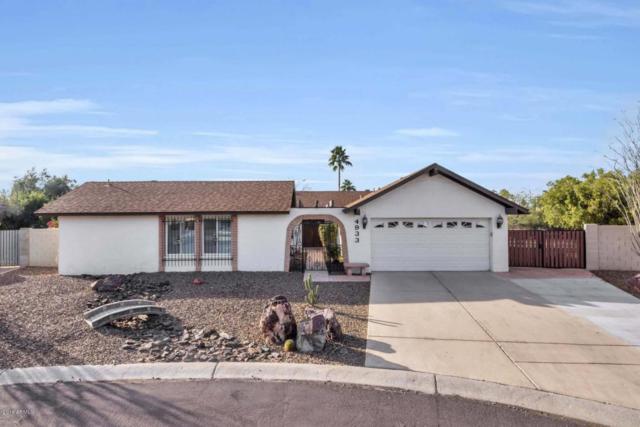 4933 W Torrey Pines Circle, Glendale, AZ 85308 (MLS #5710527) :: Brent & Brenda Team