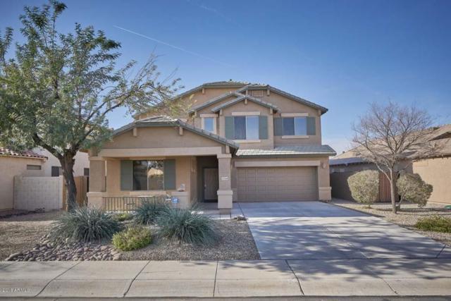 22304 N Goles Drive, Maricopa, AZ 85138 (MLS #5710567) :: Yost Realty Group at RE/MAX Casa Grande