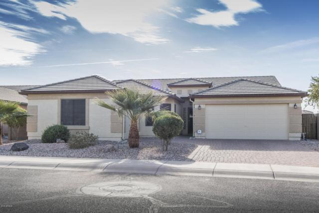 23039 W Solano Drive, Buckeye, AZ 85326 (MLS #5710662) :: Desert Home Premier