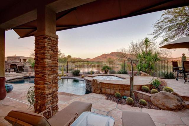 41711 N Moss Springs Court, Anthem, AZ 85086 (MLS #5710693) :: The Daniel Montez Real Estate Group