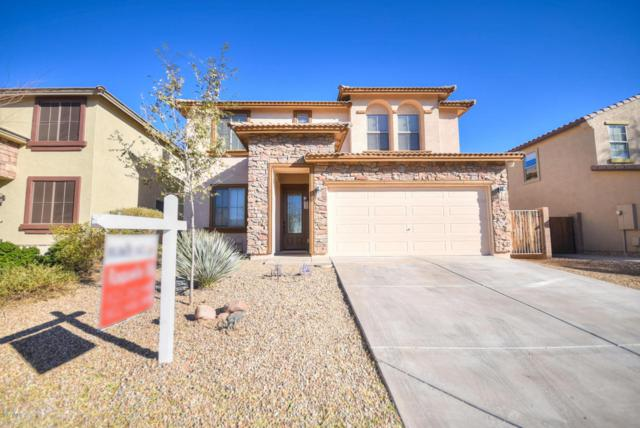 26731 N 75TH Drive, Peoria, AZ 85383 (MLS #5710745) :: The Laughton Team