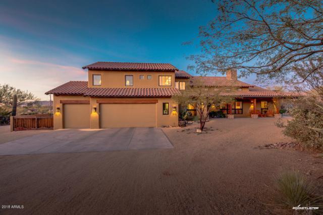 7802 E Serene Street, Carefree, AZ 85377 (MLS #5710876) :: RE/MAX Excalibur