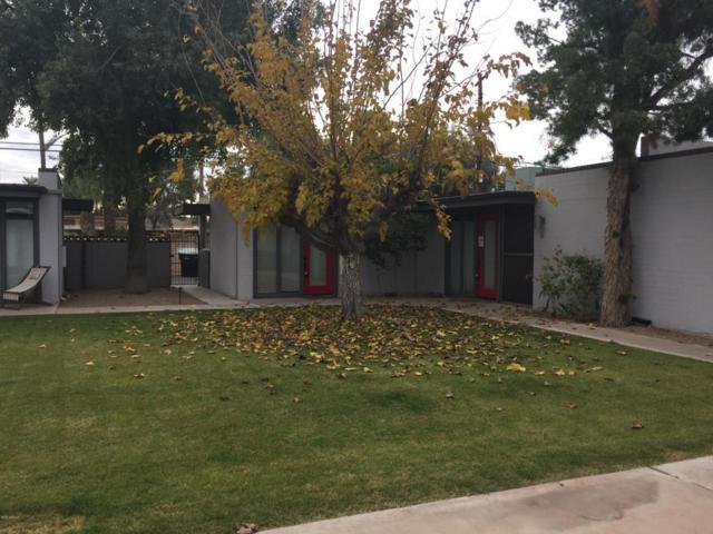 4206 N 38TH Street #6, Phoenix, AZ 85018 (MLS #5710880) :: Sibbach Team - Realty One Group