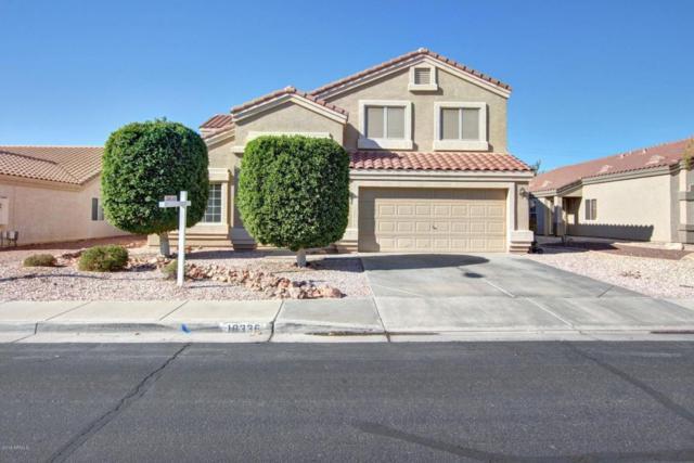 18336 N 111TH Drive, Surprise, AZ 85378 (MLS #5710960) :: The Laughton Team