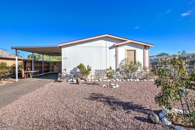 639 S Warner Drive, Apache Junction, AZ 85120 (MLS #5711057) :: Keller Williams Realty Phoenix