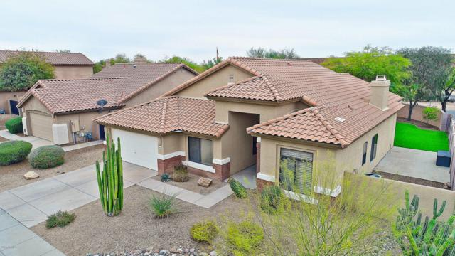 4301 E Williams Drive, Phoenix, AZ 85050 (MLS #5711117) :: The Laughton Team