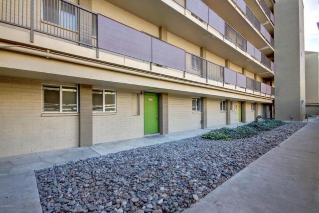 351 E Thomas Road D102, Phoenix, AZ 85012 (MLS #5711323) :: Team Wilson Real Estate