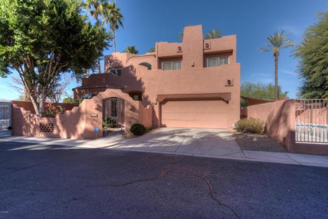 4545 N 42ND Street #1, Phoenix, AZ 85018 (MLS #5711350) :: Lux Home Group at  Keller Williams Realty Phoenix