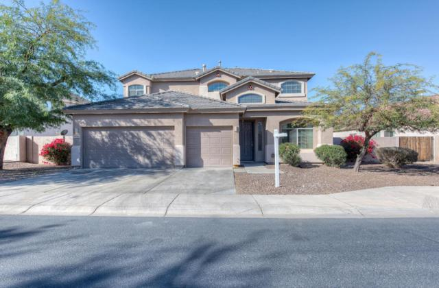 9722 S 44TH Drive, Laveen, AZ 85339 (MLS #5711393) :: Kortright Group - West USA Realty