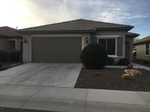 27273 W Ross Avenue, Buckeye, AZ 85396 (MLS #5711509) :: Desert Home Premier