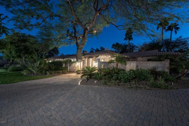 3311 E Palo Verde Drive, Paradise Valley, AZ 85253 (MLS #5711511) :: RE/MAX Excalibur