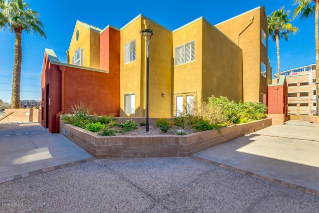 154 W 5TH Street #255, Tempe, AZ 85281 (MLS #5711529) :: The Daniel Montez Real Estate Group