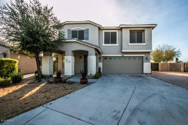 33223 N Legend Hills Trail, Queen Creek, AZ 85142 (MLS #5711629) :: Kortright Group - West USA Realty