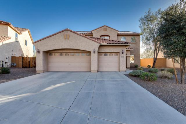20797 N 259TH Drive, Buckeye, AZ 85396 (MLS #5711638) :: The AZ Performance Realty Team