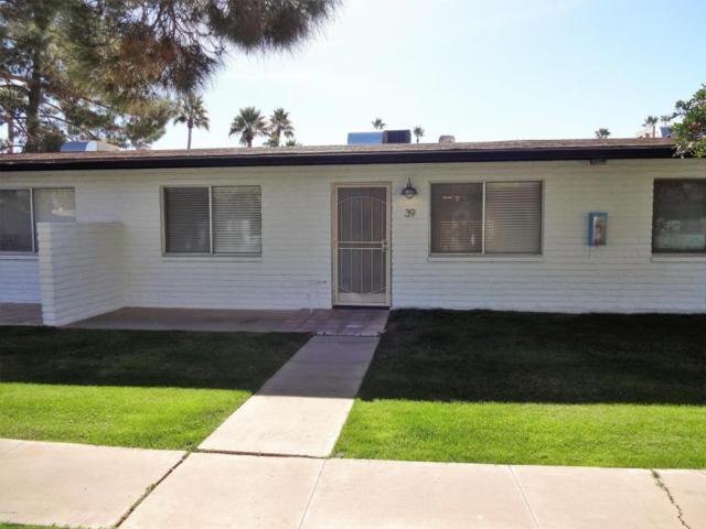 3445 N 36TH Street #39, Phoenix, AZ 85018 (MLS #5711647) :: Lux Home Group at  Keller Williams Realty Phoenix