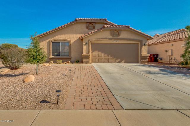 21487 N 87TH Drive, Peoria, AZ 85382 (MLS #5711699) :: The AZ Performance Realty Team