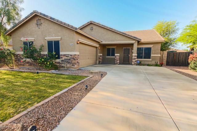 4159 E Blue Sage Road, Gilbert, AZ 85297 (MLS #5711723) :: Lux Home Group at  Keller Williams Realty Phoenix
